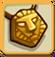 Lion heart talisman