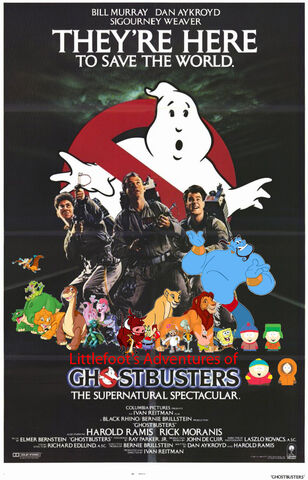 File:Littlefoot's Adventures of Ghostbusters Poster.jpg
