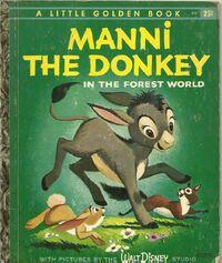 Manni the Donkey