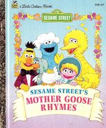 Sesame streets mother goose rhymes