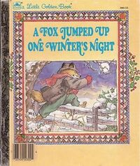 A Fox Jumped Up One Winter's Night