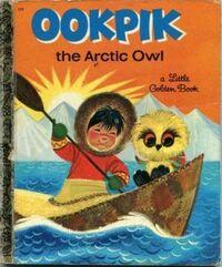 Ookpik the Artic Owl