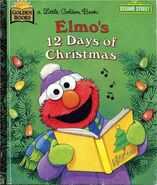 Elmos 12 days of christmas