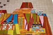 Disneys-contemporary-resort-mosaic-closeup