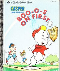 Casper and Friends Boo-o's on First