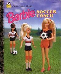 BarbieSoccerCoach