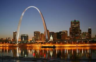 St Louis night expblend