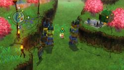 Kingdom of the Jolly Entrance