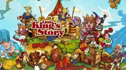 Little King's Story Soundtrack--Find King T.V