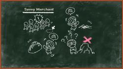 Savvy Merchant Info
