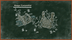 Mega Carpenter Info