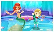 Ariel and Mii Photos