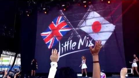 Little Mix - Change Your Life Live (Summer Sonic Tokyo 2014)