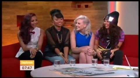 Little Mix Daybreak Interview - 14th August 2012 (HD)