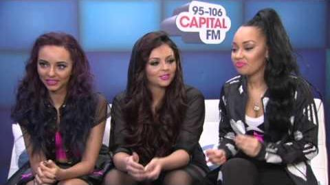 """Little Mix Say 1D's Zayn Is """"Smitten"""" With Perrie"""