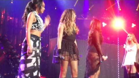 Little Mix - Little Me - @ Apple Music Festival 2015