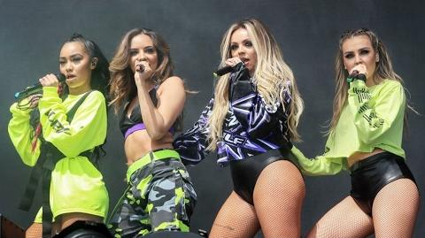 Little Mix 'Power' (Live at Radio 1 Big Weekend 2017)