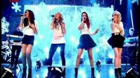Little Mix ~ Cannonball (Top Of The Pops Christmas Special 2011)