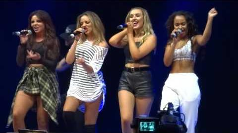 Little Mix - Wings - Hallam FM Summer Live