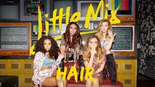 Littlemix hair