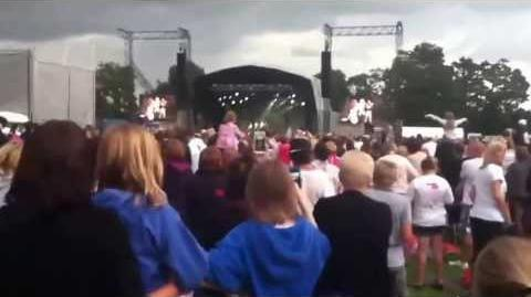 Little Mix - Wings (Sound City Festival 2012)
