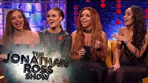 Little Mix Sing in Japanese - The Jonathan Ross Show