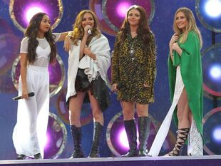 Sommarkrysset little mix