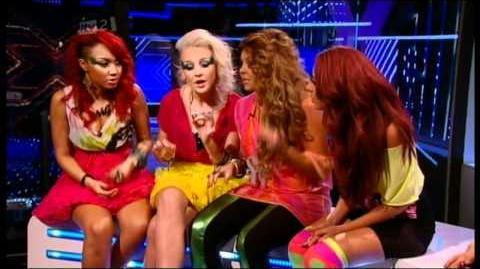 Little Mix - Cry Me A River (A Cappella Xtra Factor)