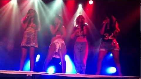 """Little Mix- """"End of Time"""" at G-A-Y (18th Aug '12)"""