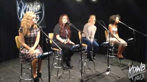 Little Mix 'Move' Live in the KDWB Skyroom