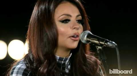 "Little Mix ""Move"" LIVE Billboard Studio Session"