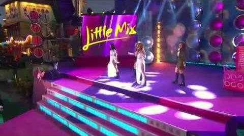 Little Mix - Black Magic - Sommarkrysset