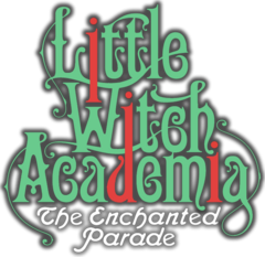 Little Witch Academia TEP logo