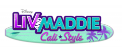 Liv and Maddie California Logo