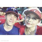 Shelcus - Texas Rangers Game