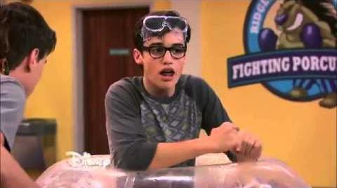 Liv and Maddie Diggy and Maddie Break Up? FlugelBall A Rooney Clip