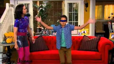 Liv and Maddie- Muffler-A-Rooney - Promo -2