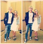 Ross and Dove