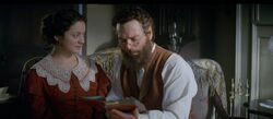Kali Rocha and Stephen Lang - Gods and Generals