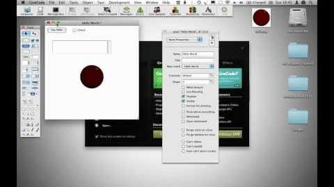 Livecode App Academy - Introduction to LiveCode-0