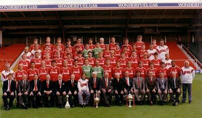 LiverpoolSquad1990-1991