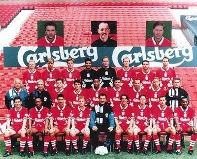 LiverpoolSquad1993-1994