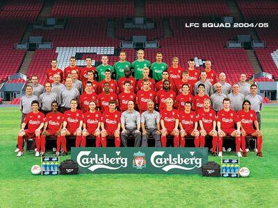 LiverpoolSquad2004-2005