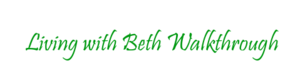 Living with beth walkthrough