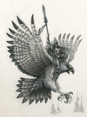 Harran Eagle Rider