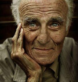 Andrzej dragan photography portrait oldman9
