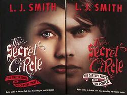 The Secret Circle trilogy