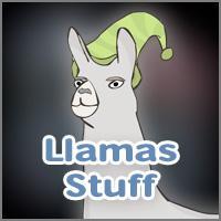 File:Llama stuff.jpg
