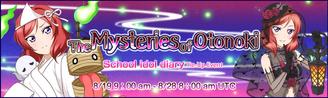 The Mysteries of Otonoki EventBanner