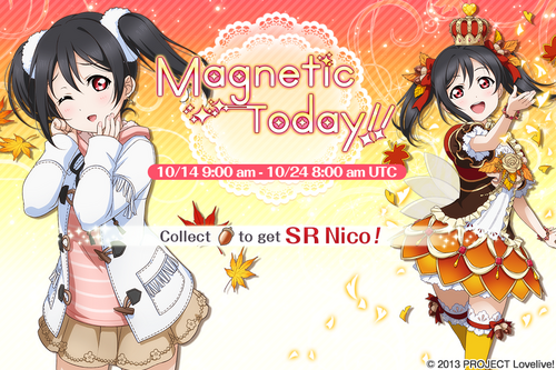 Magnetic Today!! EventSplash